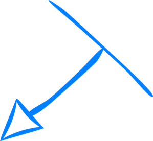 What characters can be used for updown triangle arrow